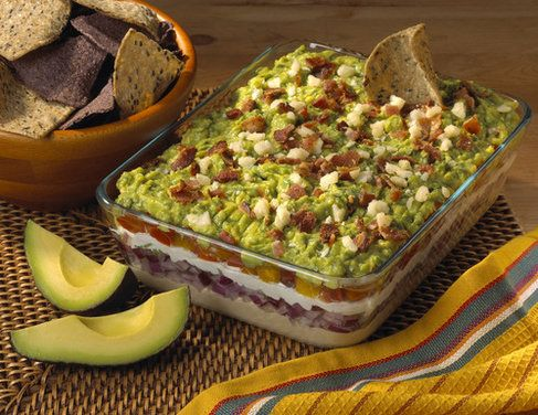 ... Guacamole Dip with a New Twist, From the Kitchen of Rick Bayless