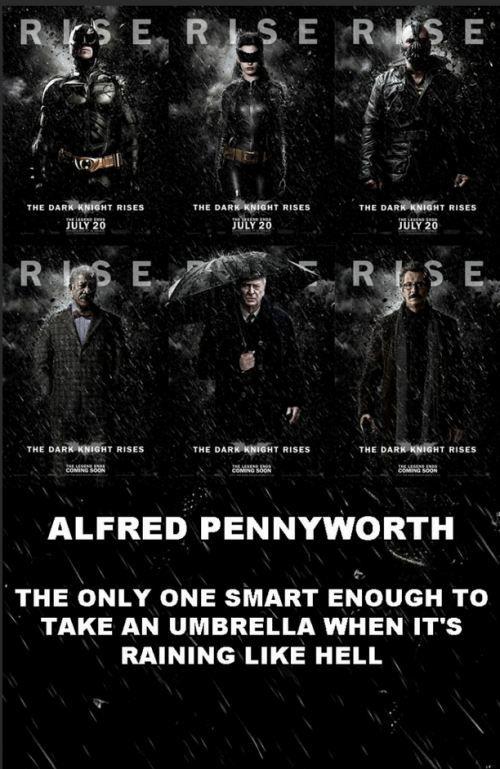 Gotta love Alfred