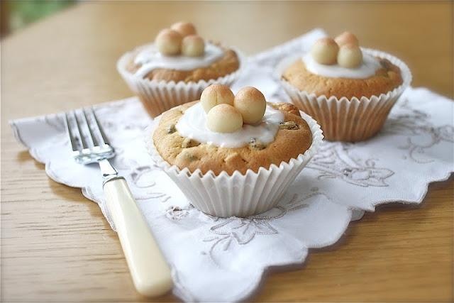 Mini Simnel Cakes | Sweet Goodness | Pinterest
