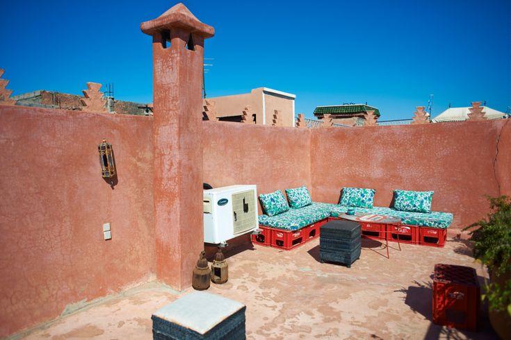 Freunde von Freunden — Hassan Hajjaj — Artist, Designer & Filmmaker, Old Town, Marrakech — http://www.freundevonfreunden.com/interviews/hass...