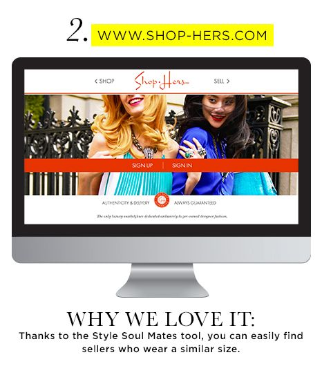 fashion shopping best resale sites