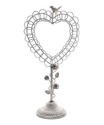 heart valentine holder