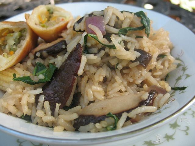 Shiitake Fried Rice | Foodie Favs | Pinterest