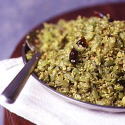 Green Beans with Coconut Recipe - I make a variation of this. String ...