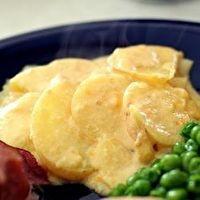 Creamy Au Gratin Potatoes | Food | Pinterest