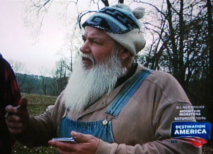Wampus Beast Mountain Monsters On mountain monsters