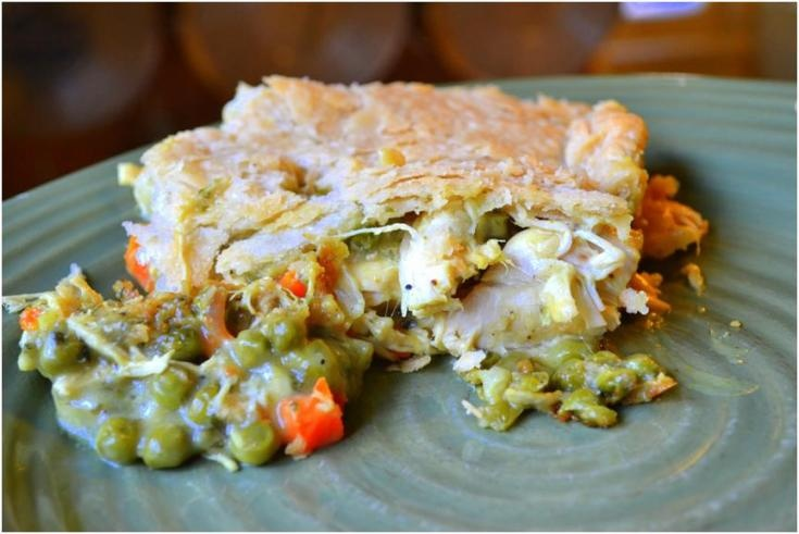Curry Chicken Pot Pie—Budget Friendly and Husband Approved « Bayou ...