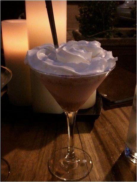 Red Velvet Cupcake Martini | Drinks | Pinterest