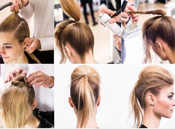 Прически на жидкие волосы средней длины своими руками на каждый 12