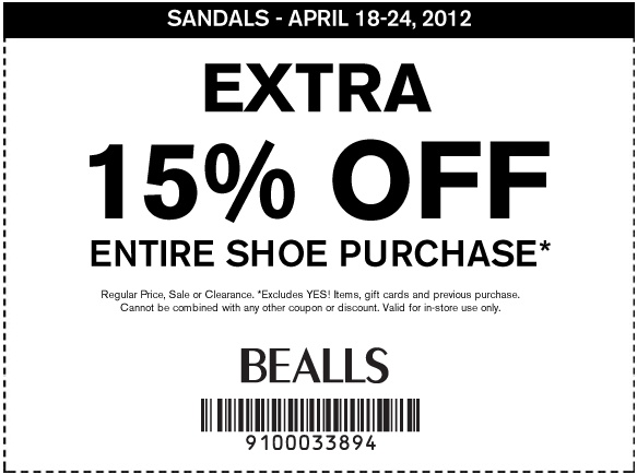 Shoe show coupons 2019