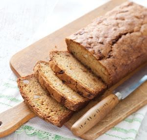 Ginger and Macadamia Nut Zucchini Bread | BREAD: MUFFINS+QUICK & SAV ...