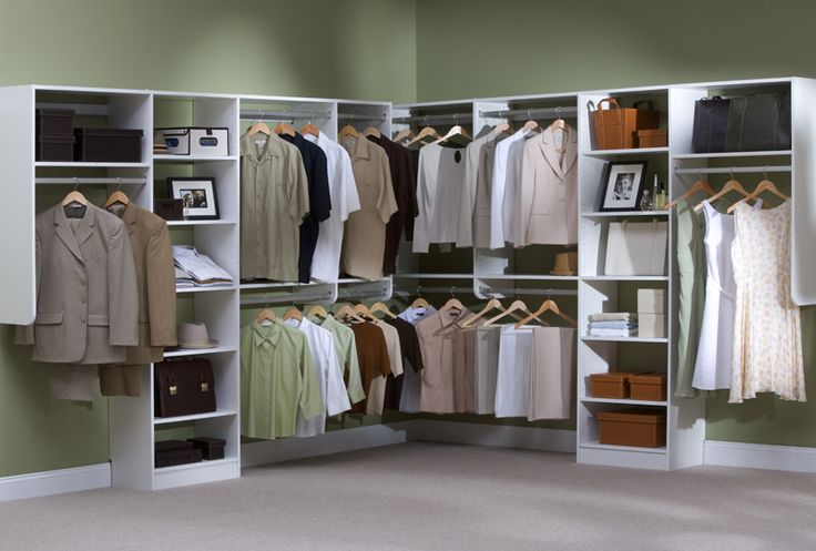 Turning Bedroom Into Closet. Closet Island And Design By Marianne ...