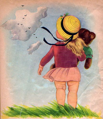 My Teddy Bear - Eloise Wilkin.