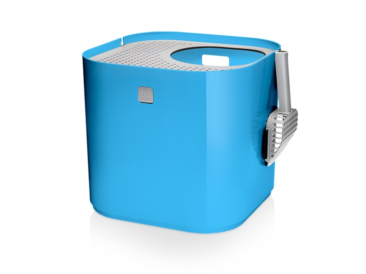 Modkat litter box - Modern kitty litter box ...