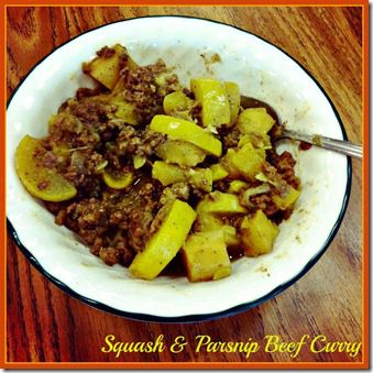 """From """"pencilsand pancakes"""". Combo of ground beef, summer squash and ..."""