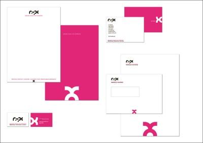 Ontwerp van identiteit Nederlandse Associatie voor Podiumkunsten  Realisatie van onder andere logo, huisstijl, nieuwsbrief