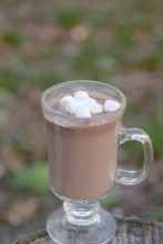 Raspberry Hot Chocolate (Chocolate) | Drinks | Pinterest