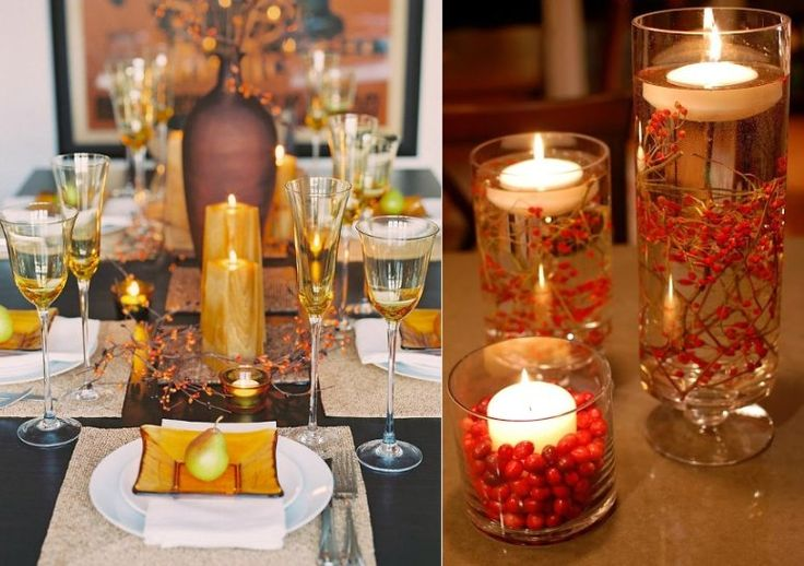Home Decoration Inspired By Fall Colors Decor Tips