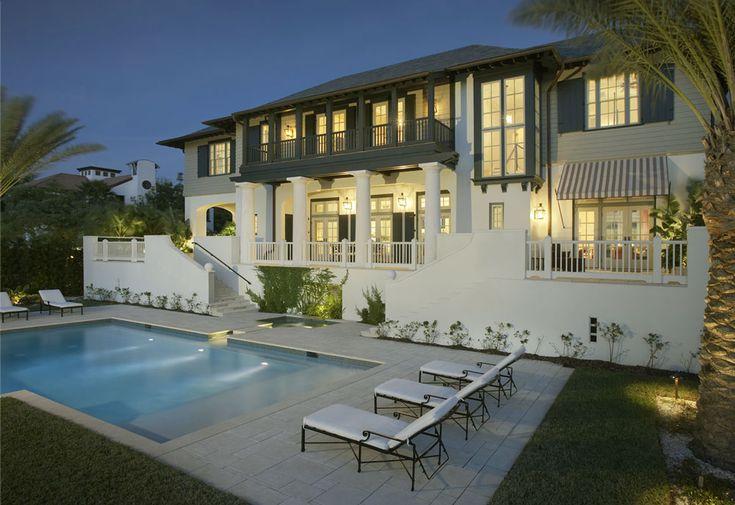 Hardiman Residence Rosemary Beach FL Eric Watson Architect