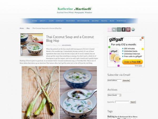 Thom Kha Hed (Thai Coconut Mushroom Soup) | Recipe