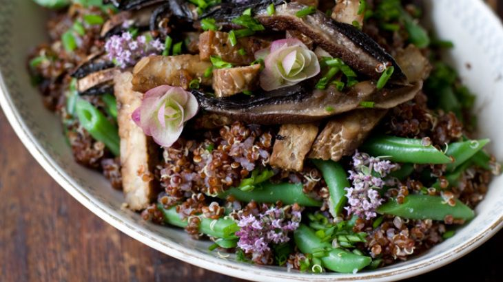 Maple Grilled Tempeh | Vegan Food My Family Loves | Pinterest