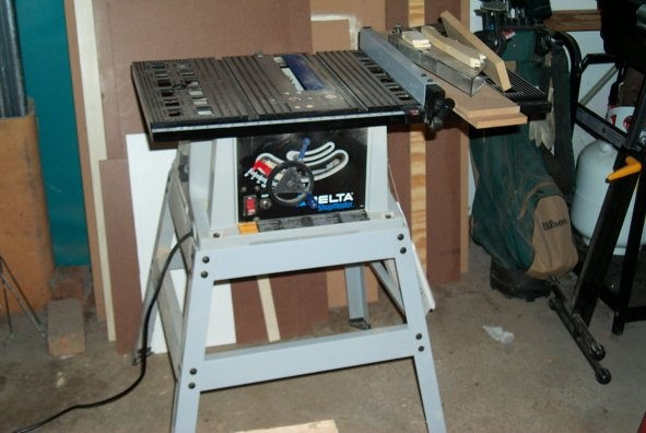 Delta Ts200ls 10 Table Saw Tool Chest Pinterest