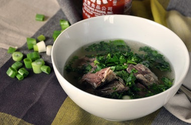 Brothy Beef Short Ribs | Soups | Pinterest