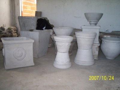 Macetas de cemento productos y acabados pinterest - Maceteros de cemento ...