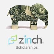 Zinch weekly three sentence essay scholarship legit