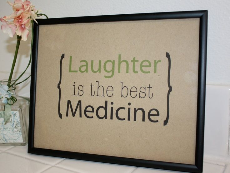 is laughter really the best medicine Best answer: laughter can make you feel really good even when things are going bad that's why i make it a point to keep the people around me laughing i think it's.