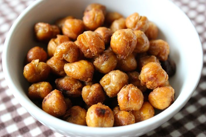 The BEST Organic Roasted Chickpeas Recipe http ...