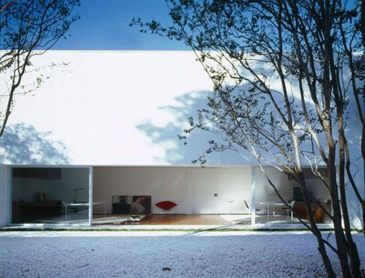 Minimalist Terrace Design Gama Issa Home