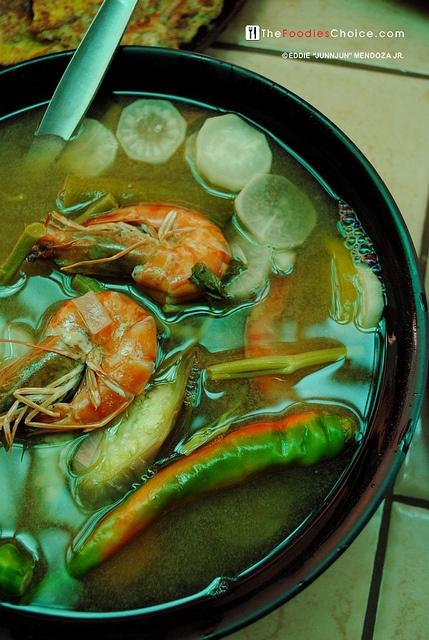 Sinigang na Hipon (Shrimp sour soup) | Food | Pinterest