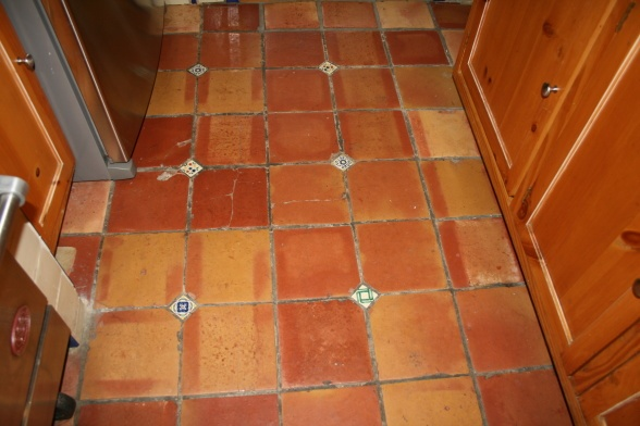 Miles Of Tiles Terra Cotta Tile Flooring Decorating Ideas Pinte