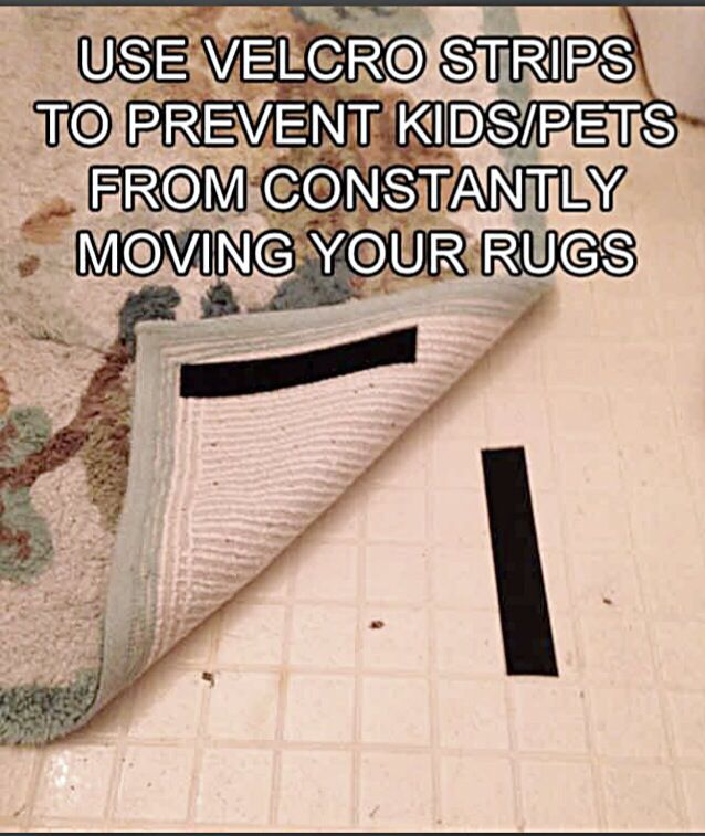 Housecleaning Home Maintenance : How to Keep Rugs on the