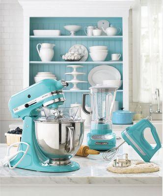 Tiffany Blue Kitchen Appliances Tiffany Blue Inspiration Pinterest