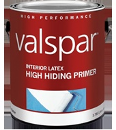 High hiding primer by valspar at lowe s for new drywall