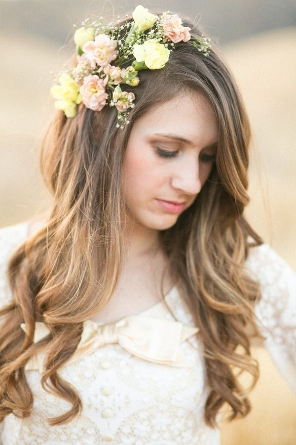 Quinceanera hairstyles 2017 down photo