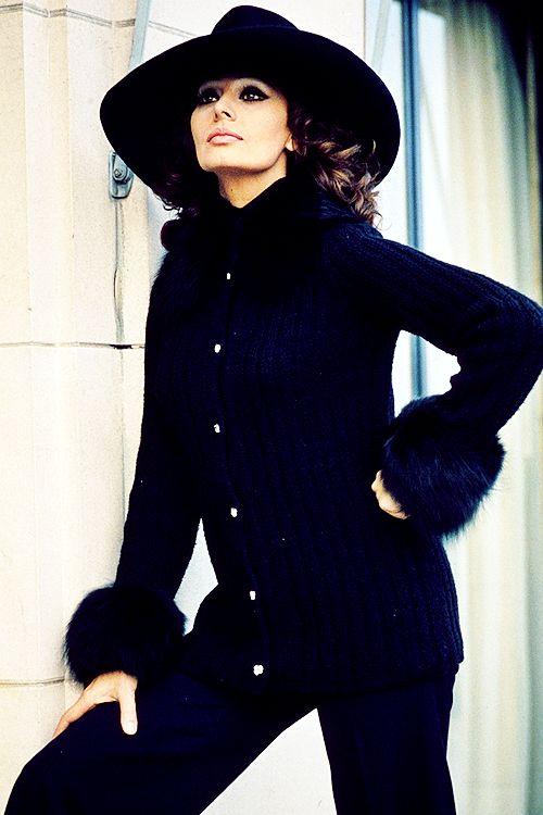 Vintage Style Muse: Sophia Loren