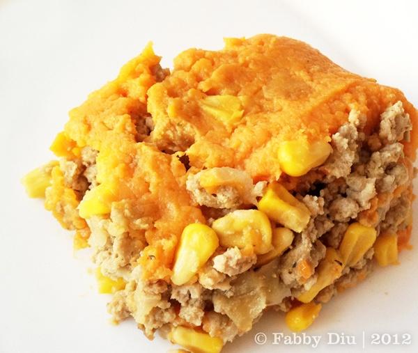Sweet Potato SHepherds Pie | HEALTHY + SWEET POTATOES | Pinterest