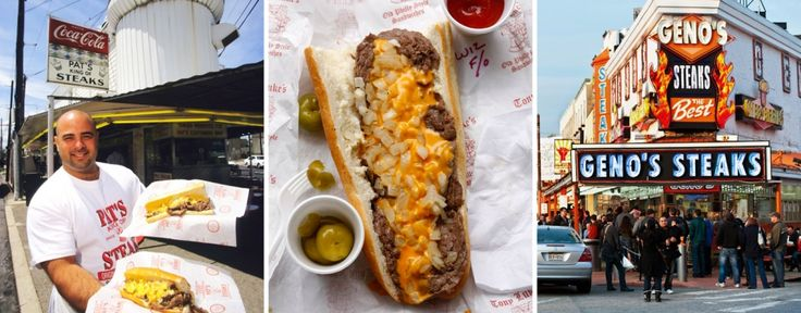 Top 10 Spots for Authentic Philly Cheesesteaks — Visit Philadelphia ...