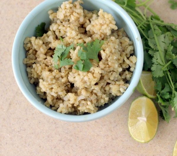 with coconut rice brown rice with cilantro fried rice rice pudding ...