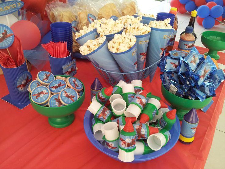 Candy bar dulces personalizados mesa de dulces - Detalles de fiesta ...