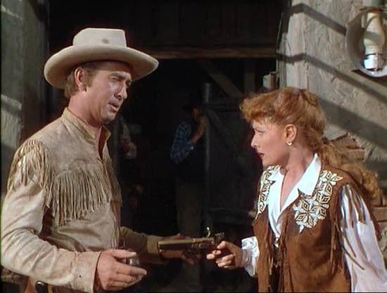 Jimmy Stewart, Maureen O'Hara | Old Movie Stars | Pinterest