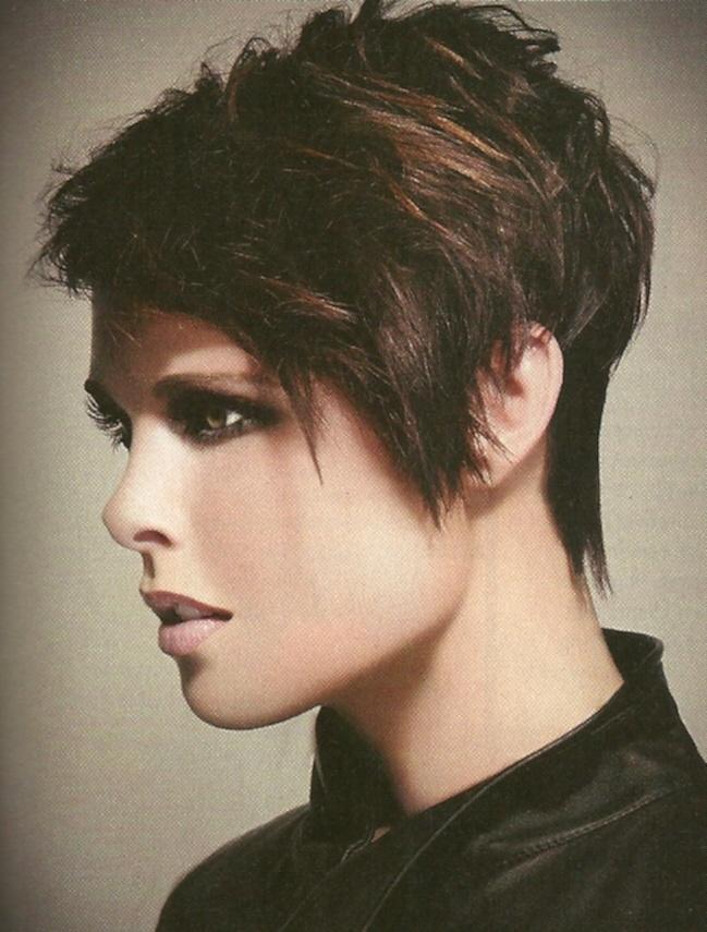 Punk Pixie Cut Women S Short Haircuts Pinterest