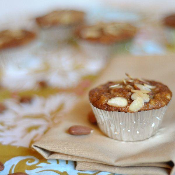 Apple Almond Muffins- Replace Sour Cream for 0% fat Greek Yogurt ...