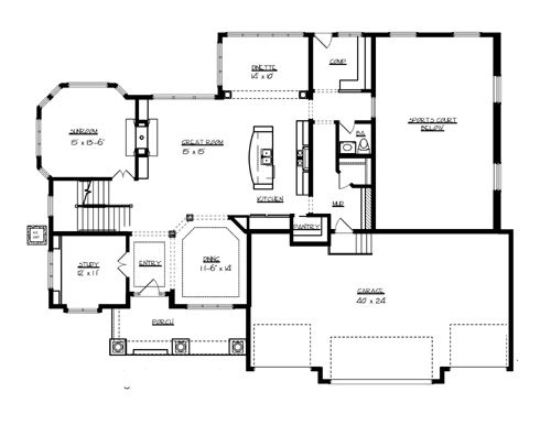 The Perfect House Plan For Us For The Home Pinterest