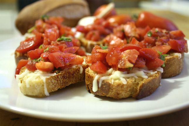 Classic Bruschetta | Recipe