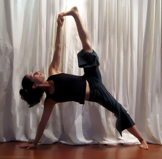 Strike a Yoga Pose: Sage
