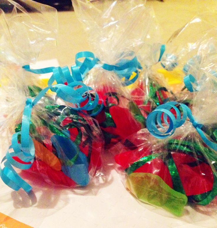 Pin by jeanine serrano on ciel 39 s birthday ideas pinterest for Swedish fish colors